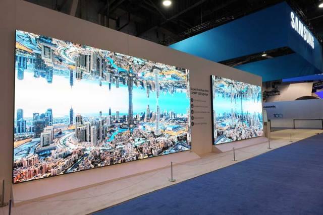 Samsung The Wall Professional pantalla modular sistema