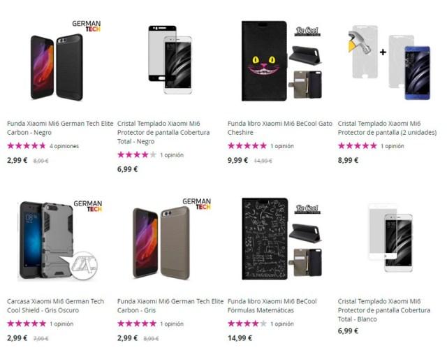 Fundas y Protectores muy originales para tu nuevo Xiaomi℗ en Octilus fundas Xiaomi