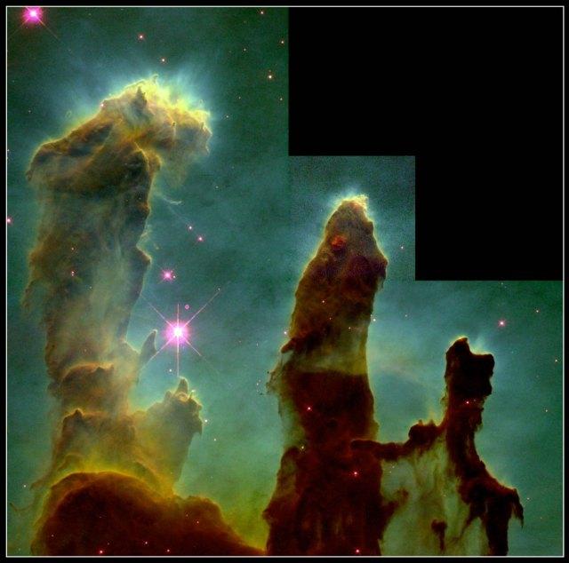 nebulosa eagle
