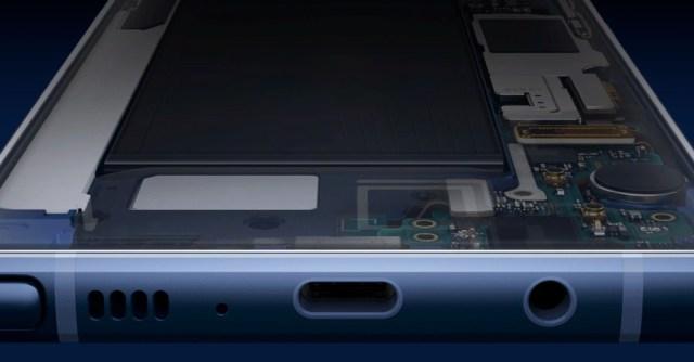 5 noticias del Samsung℗ Galaxy℗ Note 9 respecto al Samsung℗ Galaxy℗ Note 8 potencia