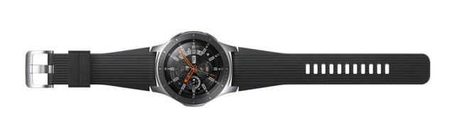 lanzamiento Samsung℗ Galaxy℗ Watch plata estirado