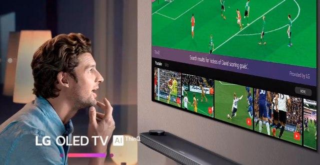 LG Smart TV, el sistema más inteligente y seguro