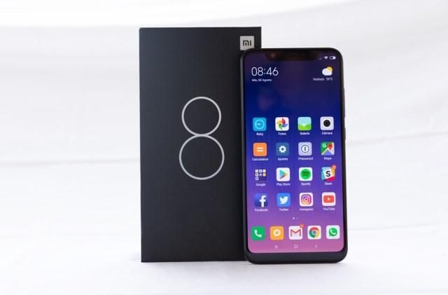 Xiaomi Mi 8, lo hemos probado