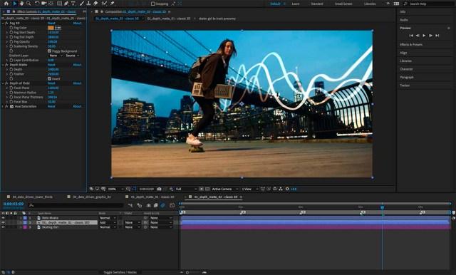 Adobe actualiza sus programas de edición con nuevas e importantes funciones