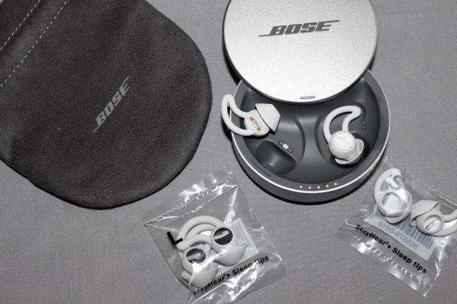 Bose Sleepbuds, probamos los tapones que te duermen con sonidos naturales