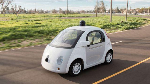 5 prototipos de coches autónomos que muestran cómo será conducir en el futuro