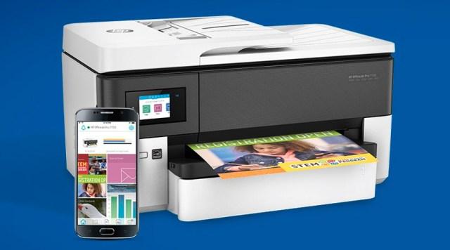 como escoger impresora pyme HP℗ OfficeJet Pro serie 7000