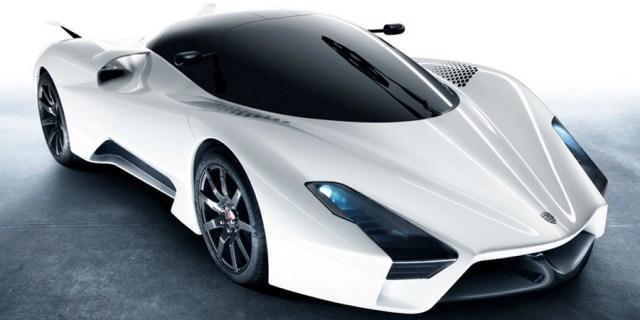 los 10 coches más rápidos del mundo(planeta) SSC