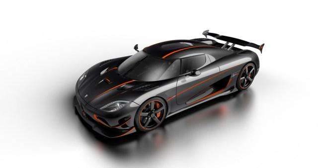los 10 coches más rápidos del mundo(planeta) Agera