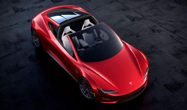 los 10 coches más rápidos del mundo(planeta) Tesla