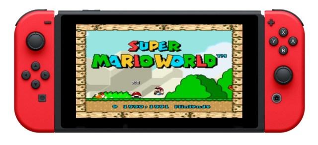 Super Mario World y Star Fox℗ de la SNES llegarán a Nintendo℗ Switch