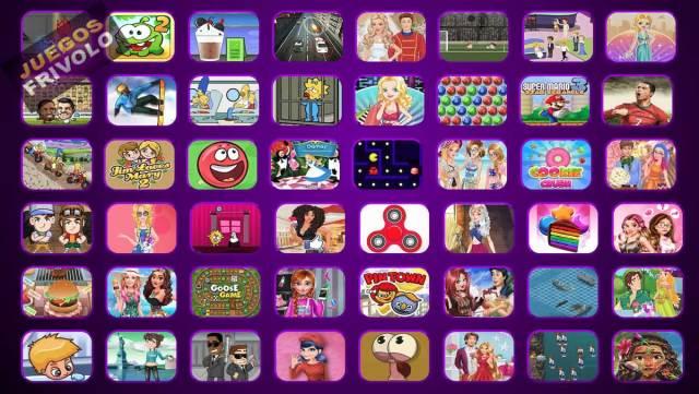 Juegos Frivolo, los 10 mejores games FRIV para jugar gratis(free) desde el PC