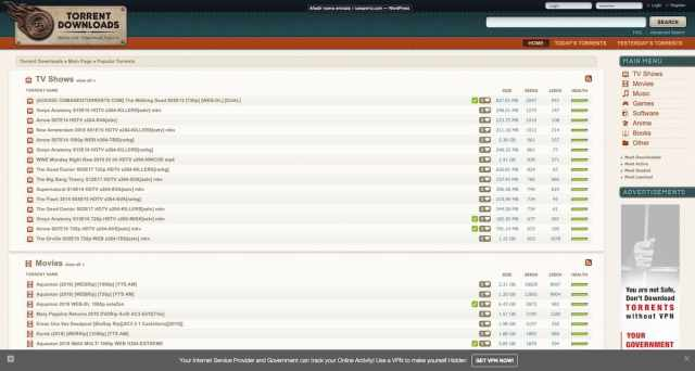 torrent downloads