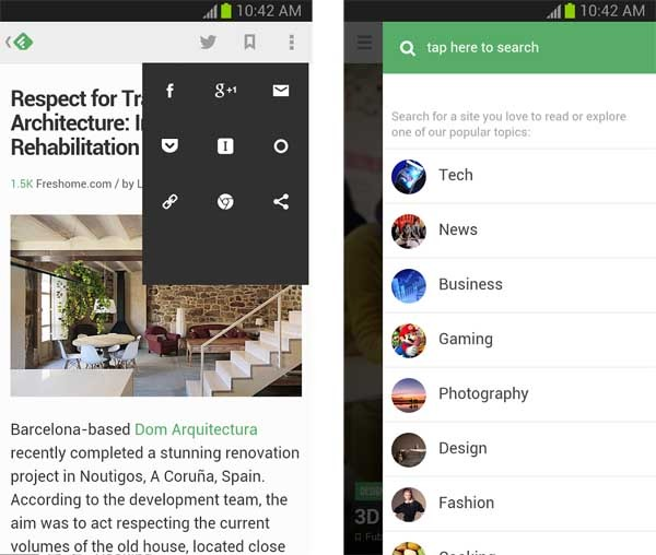 10 apps imprescindibles android