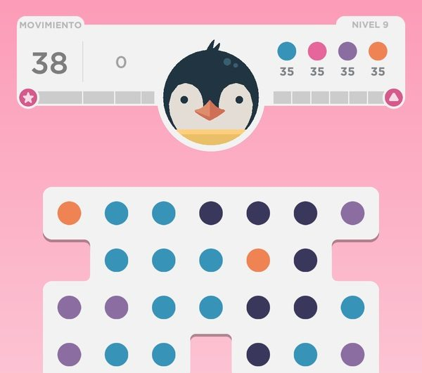 Dots & Co., conecta puntos de color con este adictivo juego