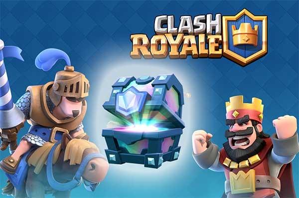 Cómo conocer cuándo te tocará un cofre Supermágico en Clash Royale