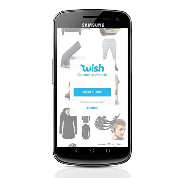 Wish, la tienda de ropa y artículos con ofertas