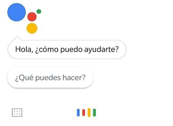 Resultado de imagen para asistente de Google