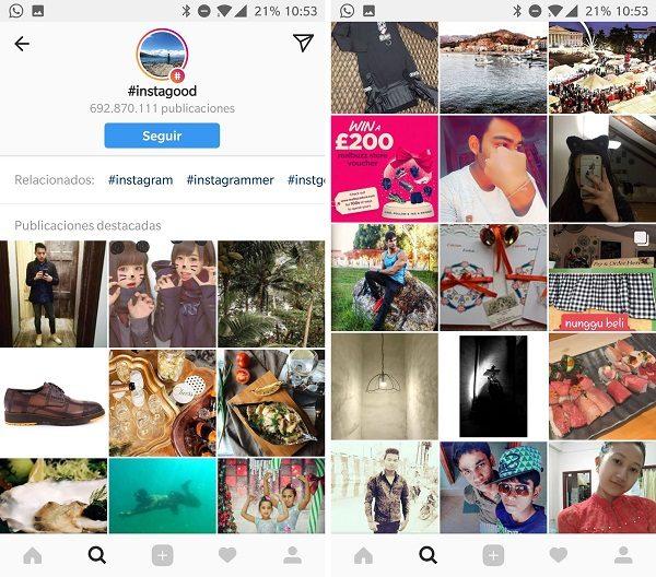 instagood hashtag instagram