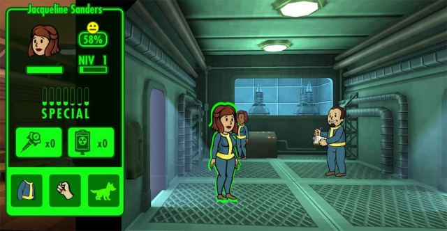 Personajes Fallout Shelter