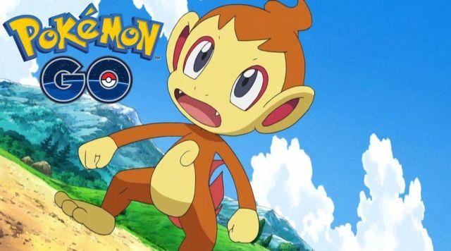 Chimchar y otros Pokémon de cuarta generación llegan a Pokémon GO ...