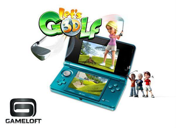let's golf 3d