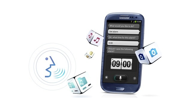 samsung galaxy s3 svoice