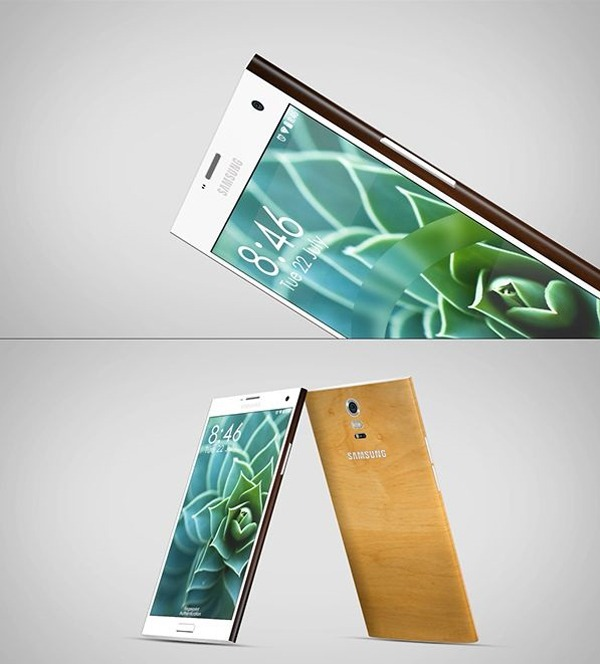 Imágenes del Samsung Galaxy Note 4