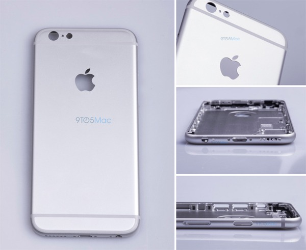 Fotografías filtradas del iPhone 6S