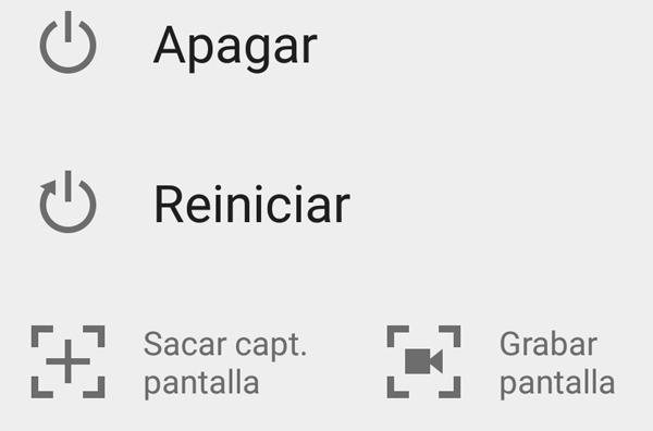 Cómo hacer una captura de pantalla en un Sony Xperia