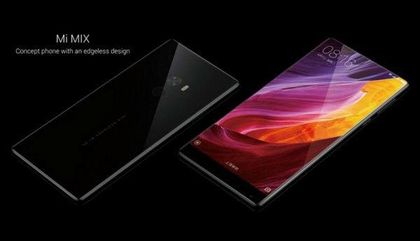 Xiaomi MiMix precio