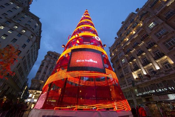 Vodafone prepago navidad