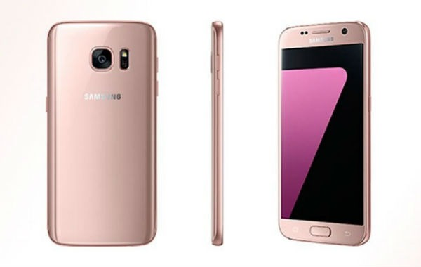 Galaxy S7 Edge funda swarovski