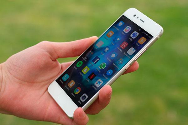 Huawei P10 por 532 euros en El Corte Inglés