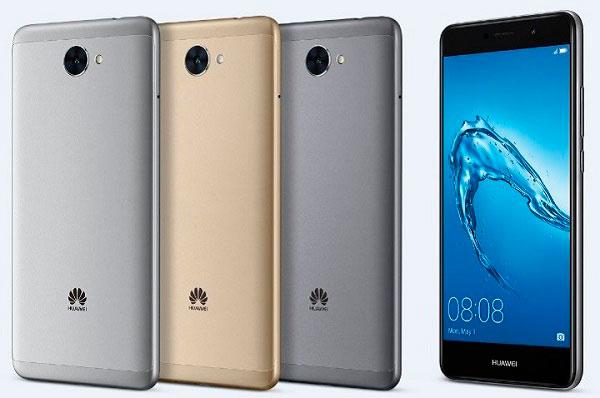 comparativa Huawei Y7 vs Huawei Y6 II parte trasera Y7
