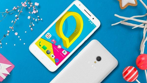 caracteristicas clave Alcatel U5 4G precio