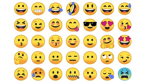 android 8 emojis