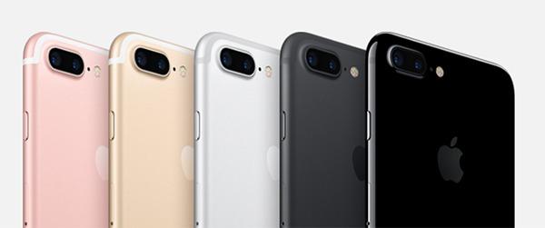 iPhone 7 Plus sistema