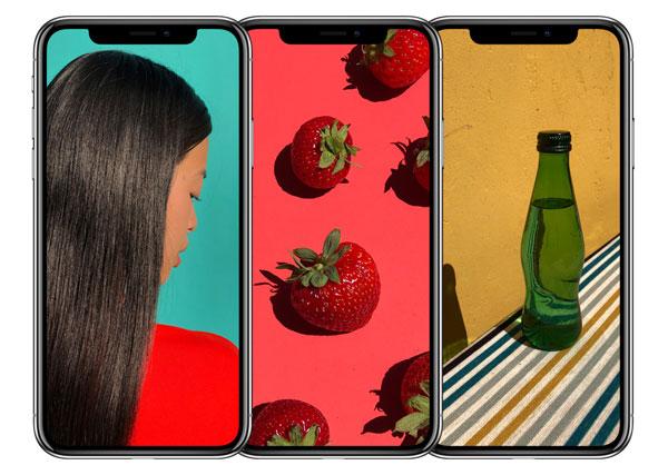 Apple reconoce los problemas que podría sufrir la pantalla del iPhone X OLED