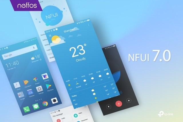 NFUI 7.0, así es el actual interfaz de los teléfonos Neffos