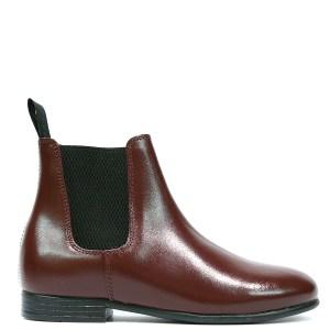 Oxblood jodhpur show boots