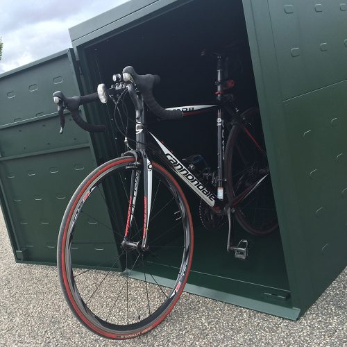 BikeShed Bicycle Storage