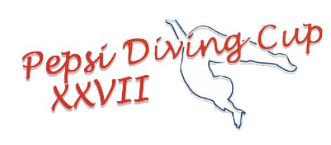 XXVII Pepsi Diving Cup: programma gare e partecipanti... con le sorelle Bertocchi!