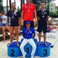 Campionati Italiani Master: Colle Val d'Elsa - i podi della seconda giornata.