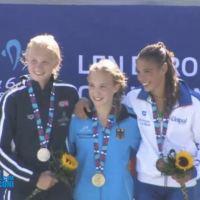 Europei Giovanili: Rijeka – Giulia Vittorioso è di bronzo, la squadra è d'argento!