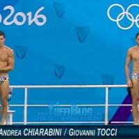 Olimpiadi 2016: Rio - I britannici Laugher e Mears nell'Olimpo, Chiarabini e Tocci sesti.