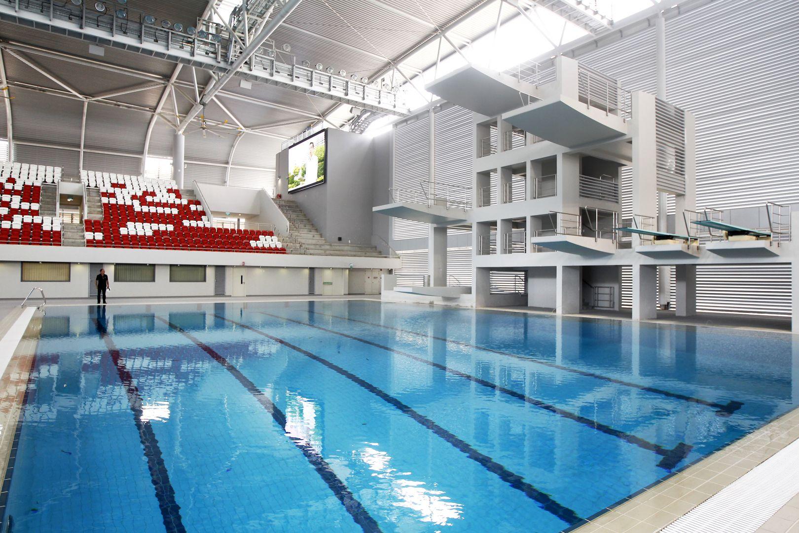 FINA Diving Grand Prix: Singapore - Programma e informazioni