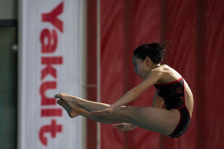 FINA Diving Grand Prix: Singapore – Risultati e classifiche! Zhang, è nata una stella?