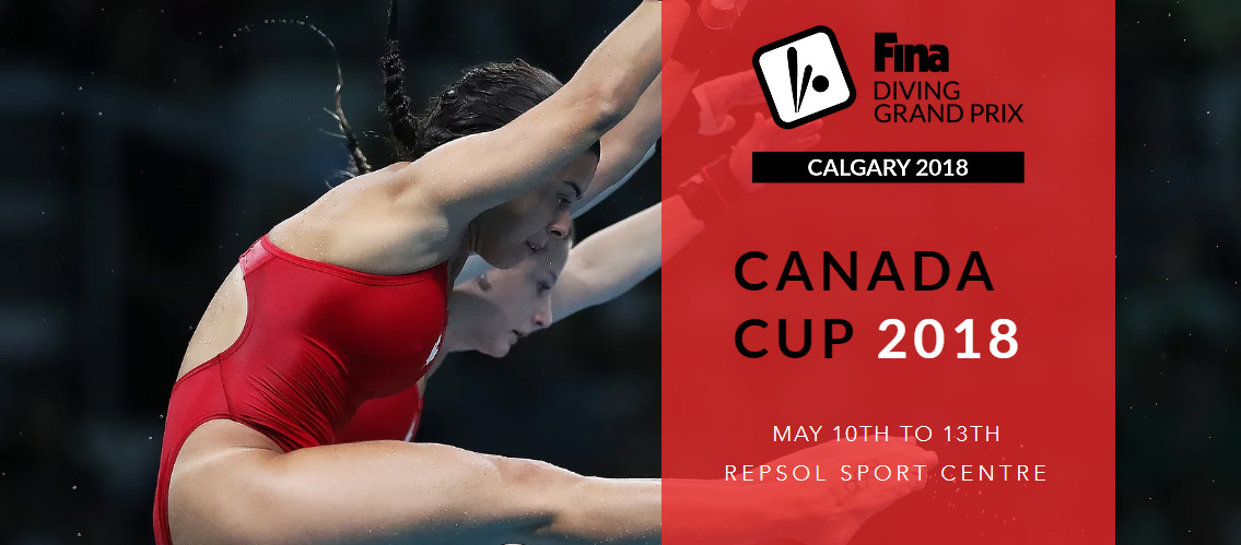 Fina Diving Grand Prix: Calgary - 4 azzurri in Canada.