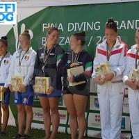 FINA Diving GP: Bolzano – prime finali 3a giornata, oro Batki-Pellacani, argento Marsaglia-Tocci e Batki-Verzotto